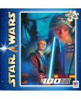 Star Wars Jigsaw Pizzle 100 Pieces Anakin Skywalker #3 of 4