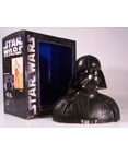 Star Wars Darth Vader Collectors Series Bank