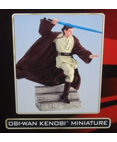 Obi-Wan Kenobi Miniature First Edition Limited Statue