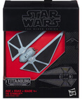 TIE Striker #30 - The Black Series Titanium
