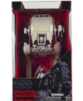 Imperial AT-ST Walker and Imperial AT-ST Driver Action Figure