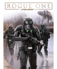 Rogue One - Offical Souvenir Comic Store Exclusive Cover Edition