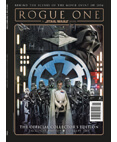Rogue One - Behind the Scenes collector's Edition Empire Cover