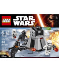 LEGO Star Wars First Order Battle Pack (75132) (non-mint)