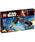 LEGO Star Wars Poe's X-Wing Fighter (75102) non-mint