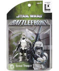 Star Wars Original Trilogy Exclusive Battlefront Scout Trooper