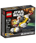 LEGO Star Wars Y-Wing Microfighter (75162)