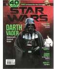 Star Wars 40 Years of Star Wars Magazine - Darth Vader Cover