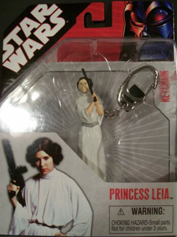 Star Wars Keychain Princess Leia