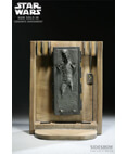Sideshow Han Solo in Carbonite - 12-inch Figure Environment