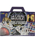 Star Wars A New Hope Super Sticker & Tattoo Station