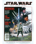 Star Wars The Last Jedi Official Movie Companion Newsstand Cover