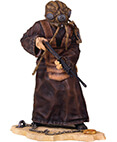 Zuckuss The Empire Strikes Back 1:8 scale statue 9 inches tall