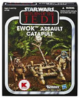 Ewok Assault Catapult with Chubbray & Stemzee Ewoks