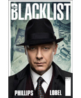 The Blacklist #1 - Subscription photo version - Phillips Lobel