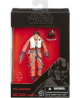 Poe Dameron X-Wing Pilot - The Black Series 3.75""