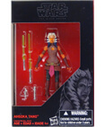 "Ahsoka Tano - The Black Series 3.75"" (non-mint)"