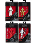 Star Wars The Last Jedi Set of 4 Black Series 3.75""