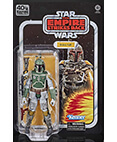 Boba Fett Black Series 6 inch 40th Anniversary
