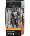 The Mandalorian #01 Mandalorian Black Series 6 inch non-mint