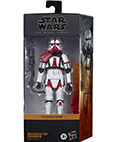 Incinerator Trooper #03 Mandalorian - Black Series 6 inch