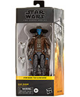 Cad Bane #06 The Clone Wars - Black Series 6 inch
