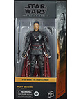 Moff Gideon from The Mandalorian Black Series 6 inch