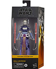 Asajj Ventress - 07 - The Clone Wars Black Series 6 inch