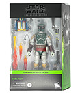 Boba Fett (deluxe) - 06 - Return of the Jedi Black Series 6 inch