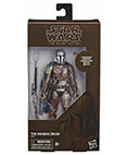 The Mandalorian #94 - Black Series 6 inch Carbonized