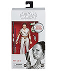 Rey and D-0 #91 - Black Series 6 inch First Edition (non-mint)
