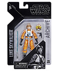 Luke Skywalker X-Wing outfit Black Series Archive 6 inch