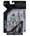 Boba Fett Black Series Archive 6 inch (non-mint)
