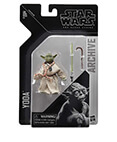 Yoda Black Series Archive 6 inch