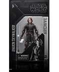 Anakin Skywalker Black Series Archive 6 inch