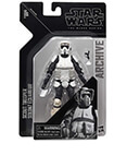 Biker Scout Black Series Archive 6 inch