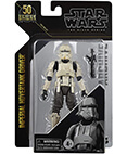 Imperial Hovertank Driver Black Series Archive 6 inch