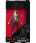 Sergeant Jyn Erso (Jedha) #22 - Black Series 6 inch (non-mint)
