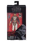 Lando Calrissian (Skiff Guard) #76 - Black Series 6 inch