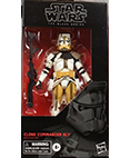 Commander Bly #104 - Black Series 6 inch (non-mint)
