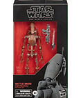 Battle Droid (Geonosis) #108 - Black Series 6 inch