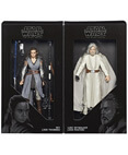 Rey and Luke Skywalker SDCC Exclusive 2-Pack Black Series