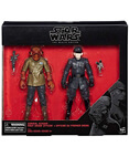 Admiral Ackbar & First Order Officer 2-Pack Black Series