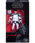 Clone Commander Wolffe - Black Series 6 inch (non-mint)