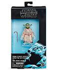 Yoda (force Spirit) Black Series 6 inch Star Wars (non-mint)