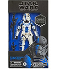 Stormtrooper Commander Black Series 6 inch Gaming Greats NM