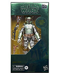 Boba Fett Carbonized Graphite Black Series 6 inch (non-mint)