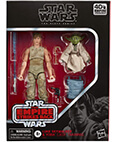 Luke Skywalker & Yoda Jedi Training #D4 Black Series 6 inch