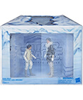 Han Solo and Princess Leia Organa Black Series 6 inch ESB 2-pack