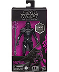 Purge Trooper with Electrostaff Black Series 6 inch